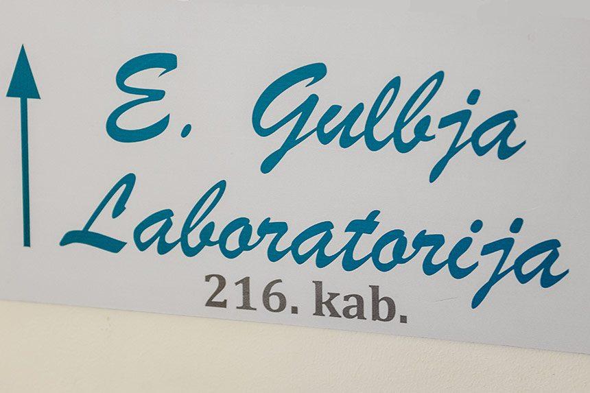 """""""Saules veselības centrs"""" telpās darbojas E.Gulbja laboratorijas pieņemšanas punkts"""
